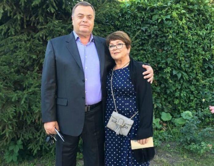 Володимир і Ольга Фріске