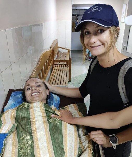 Состояние здоровья Екатерины Катющевой временно улучшился