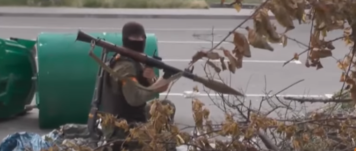 """Освобождение Мариуполя """"Азовом"""""""