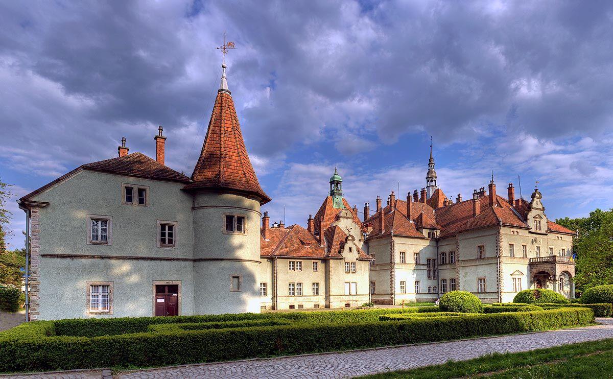 Шенборнскій замок