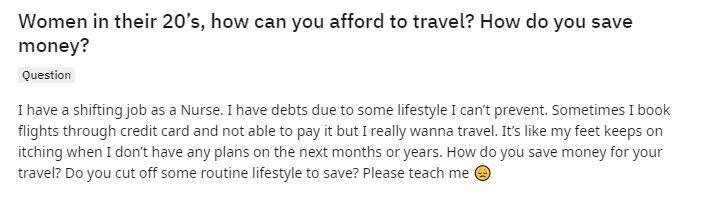 Туристы из разных стран дали лайфхаки, как путешествовать чаще и дешевле