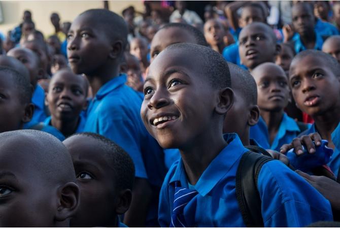 День защиты детей Африки