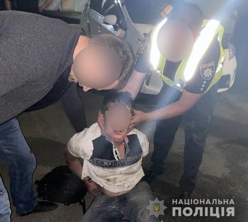 На Киевщине буйный пациент смертельно ранил врача