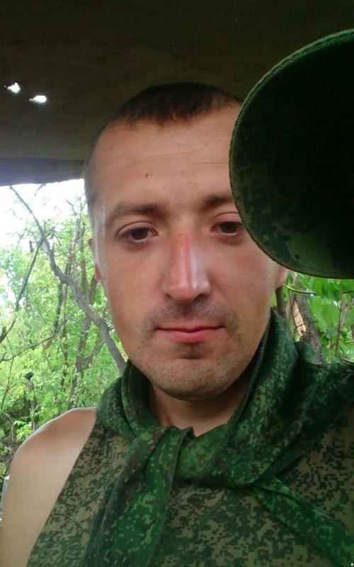 Террорист Денис Жидовкин