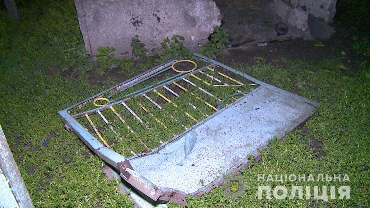 На Винниччине нетрезвая местная жительница за рулем ВАЗ 21103 сбила четырех детей