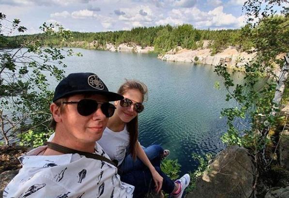 Instagram Дмитрия Комарова