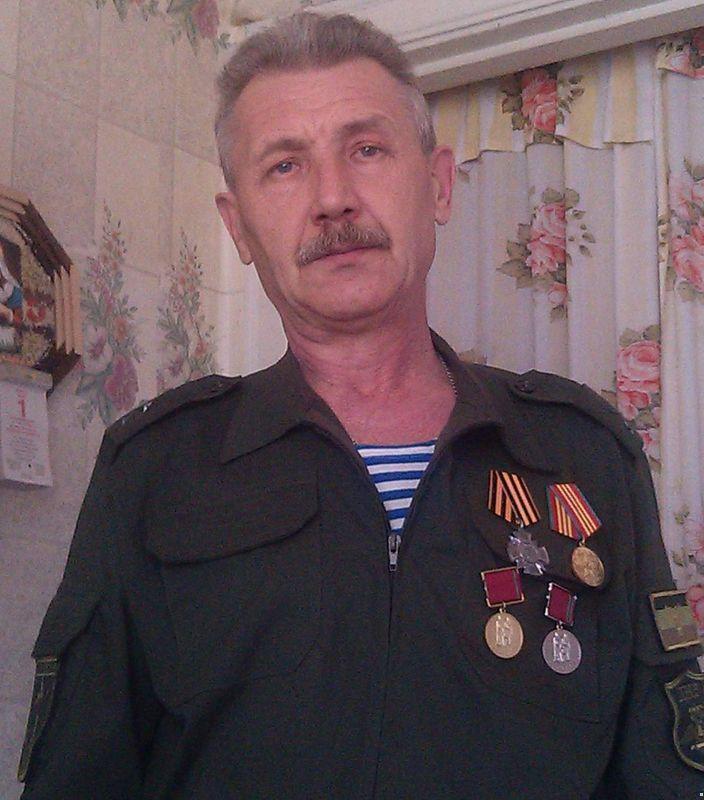 "Террорист ""ДНР"" Сергей Парамонов"