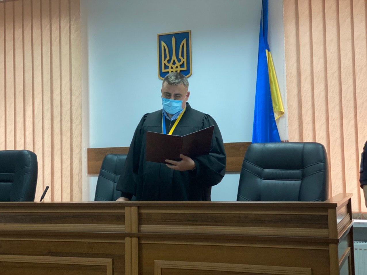 Суд отказал в отводе судьи Мелешак/Telegram канал Сергея Стерненко