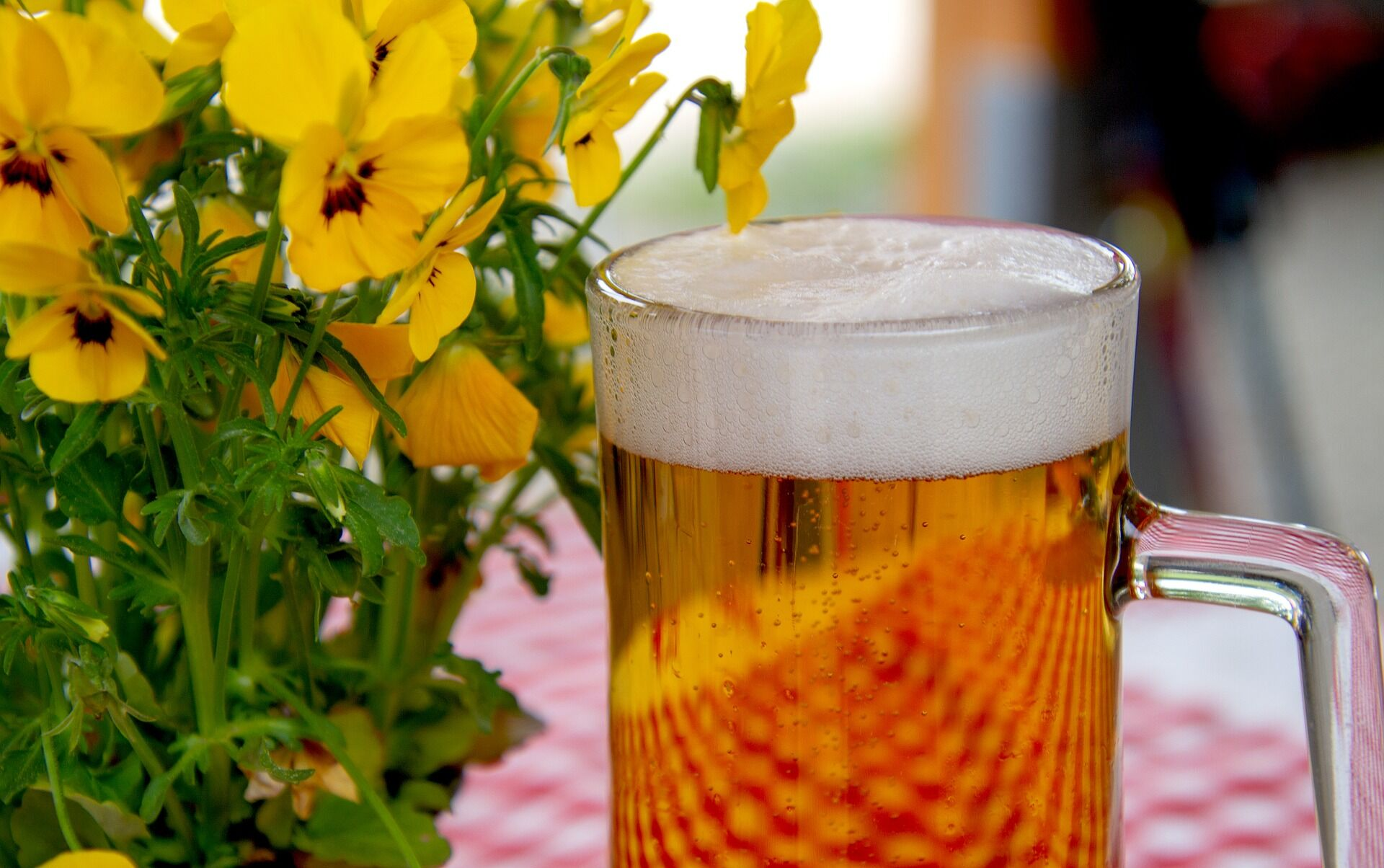 Пиво раніше готували без хмелю