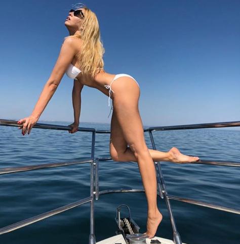 Instagram Ольги Поляковой