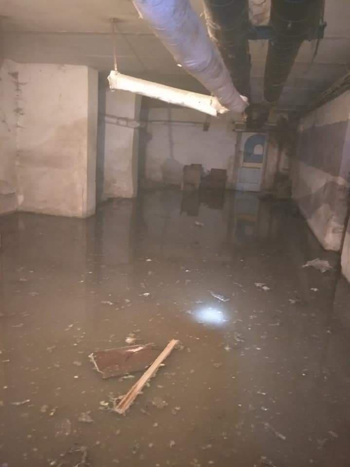 Потоп в Токмаке