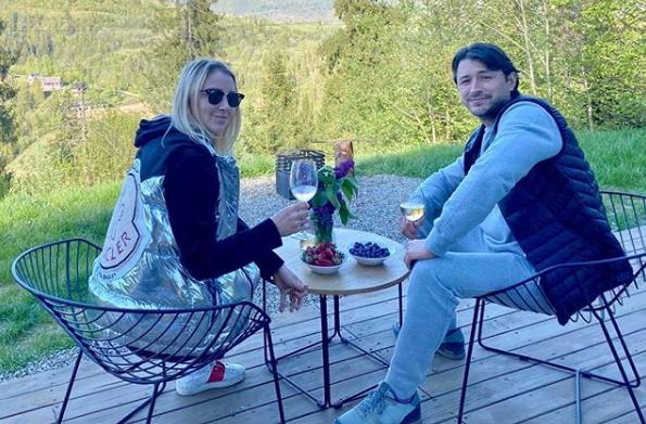 Instagram Сергея Притулы