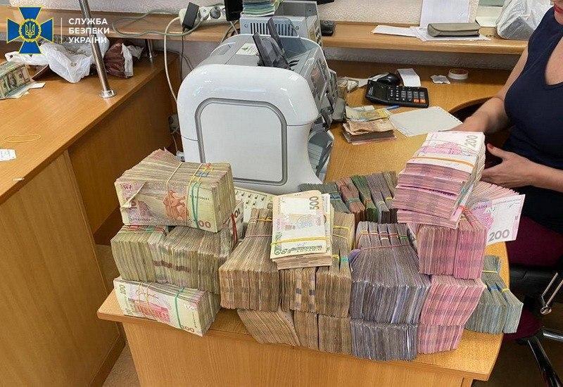 В Одессе накрыли конвертцентр
