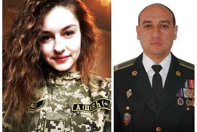 Валерия Сикал обвинила полковника Иванива в домогательствах