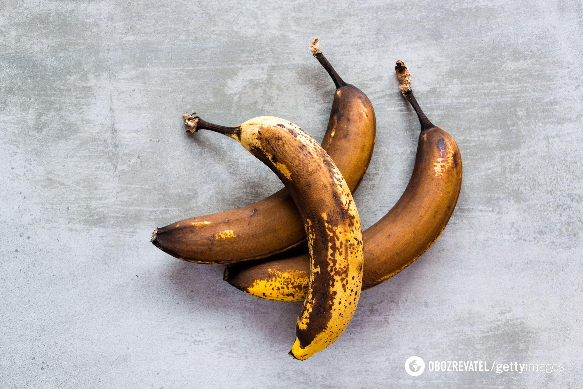 На 5 стадії в банані збільшується вміст цукру та зменшується кількість клітковини