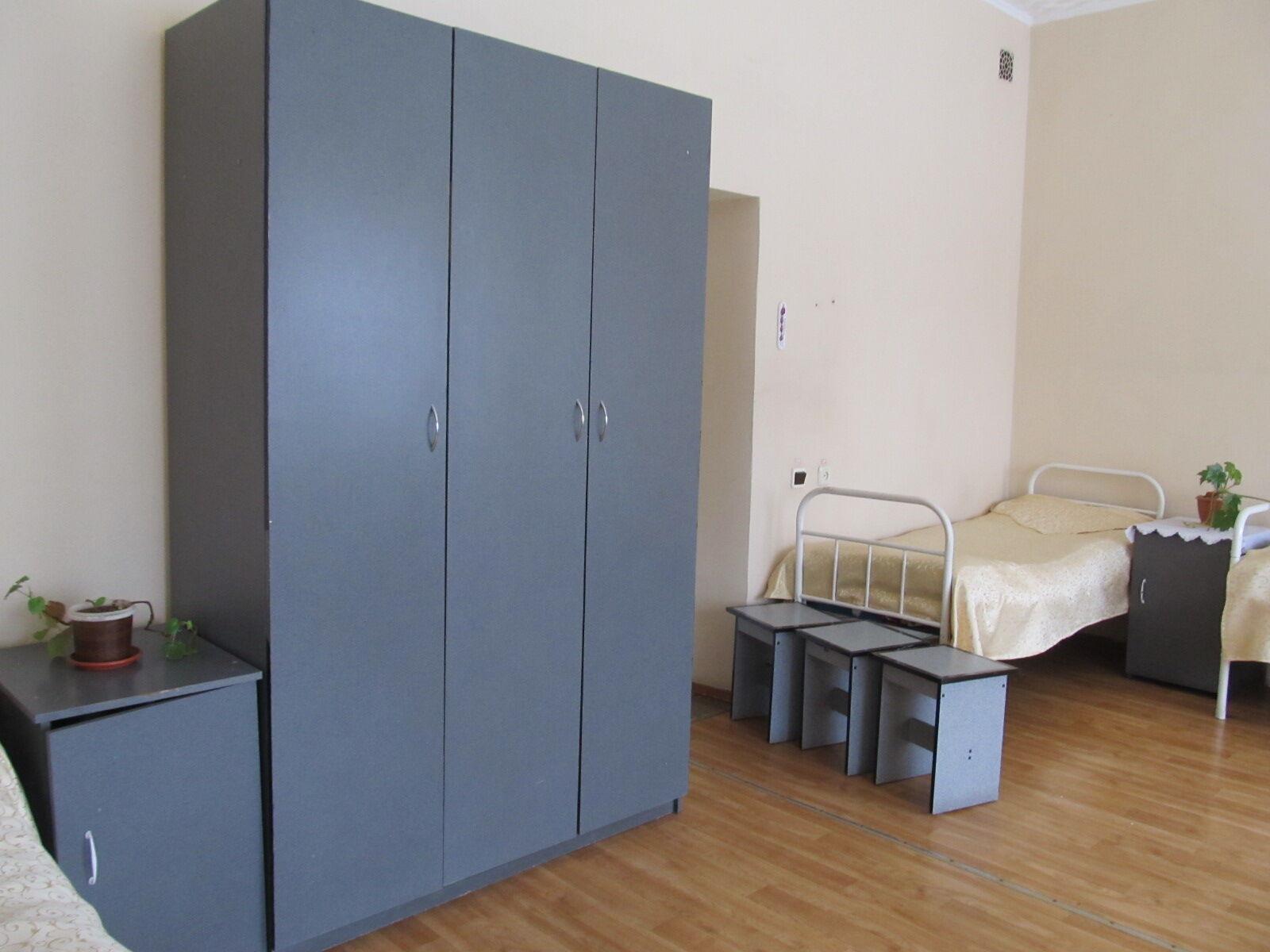 Комната, где живет Алена Зайцева