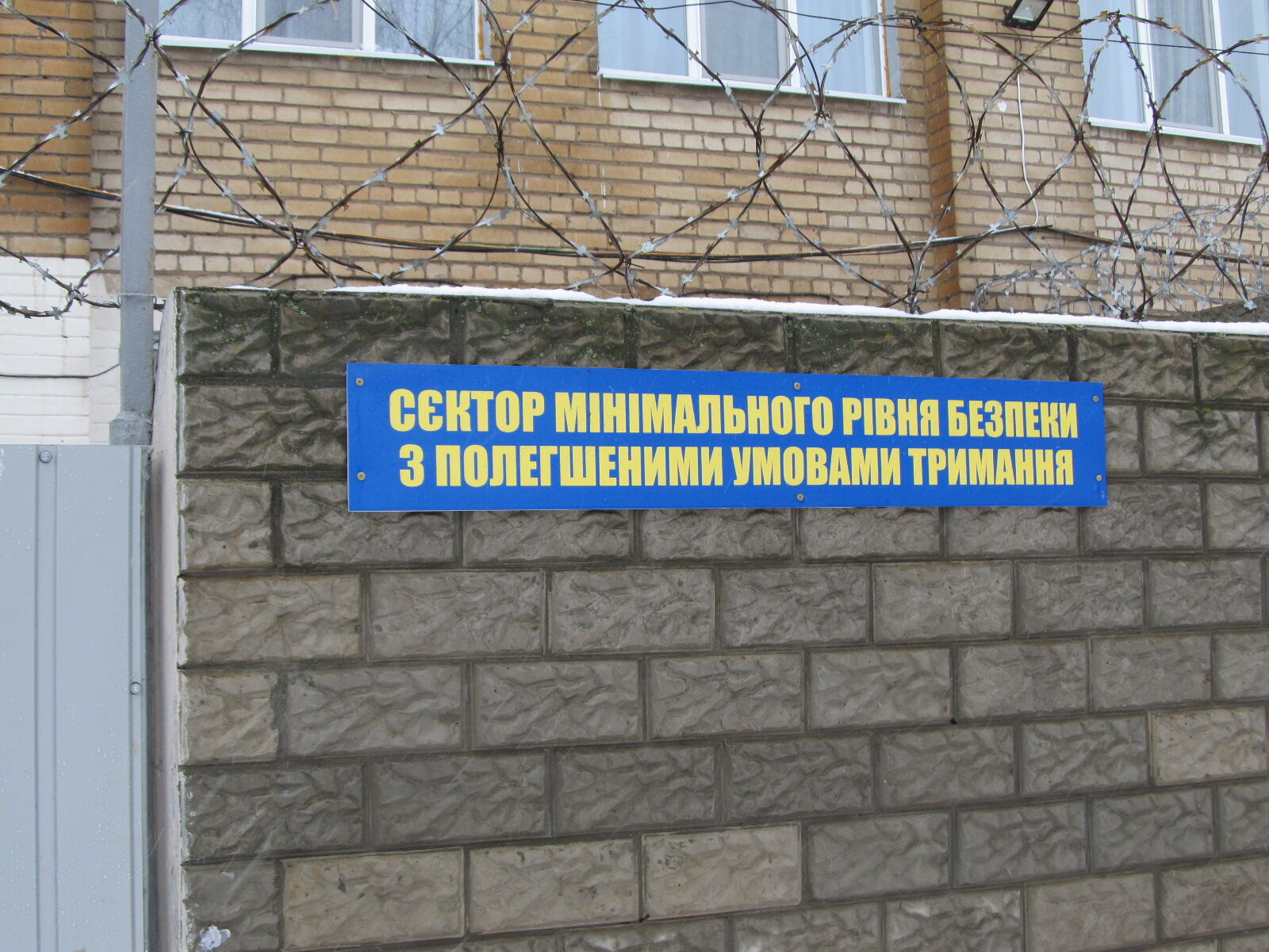 Сектор, где находится Алена Зайцева