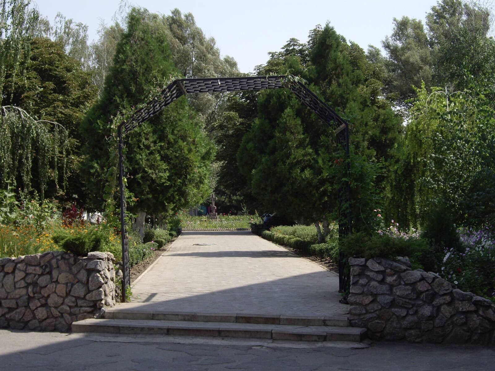 Территория Покровского исправительного центра