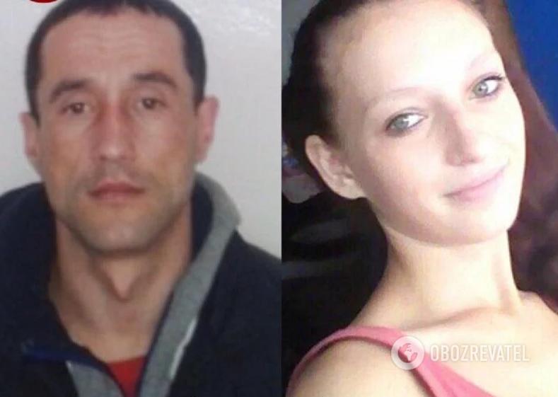 Сергей Ксендзик и Елизавета Бершацкая