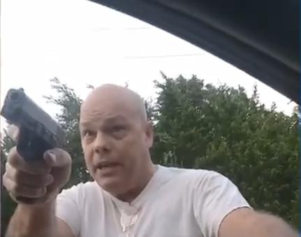 Мужчина угрожал убить водителя, который заблудился