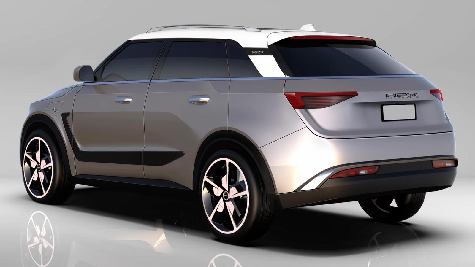 H2X Snowy 2022 модельного года