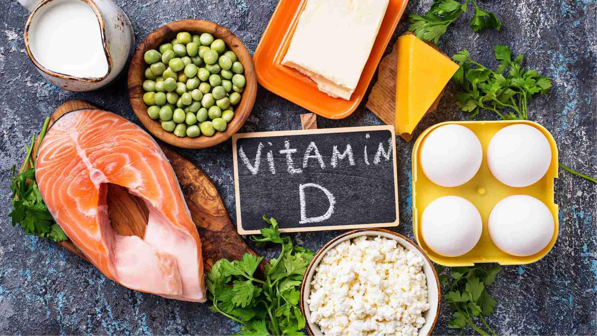 Дефіцит вітаміну D підвищує смертність від COVD-19 до 99%