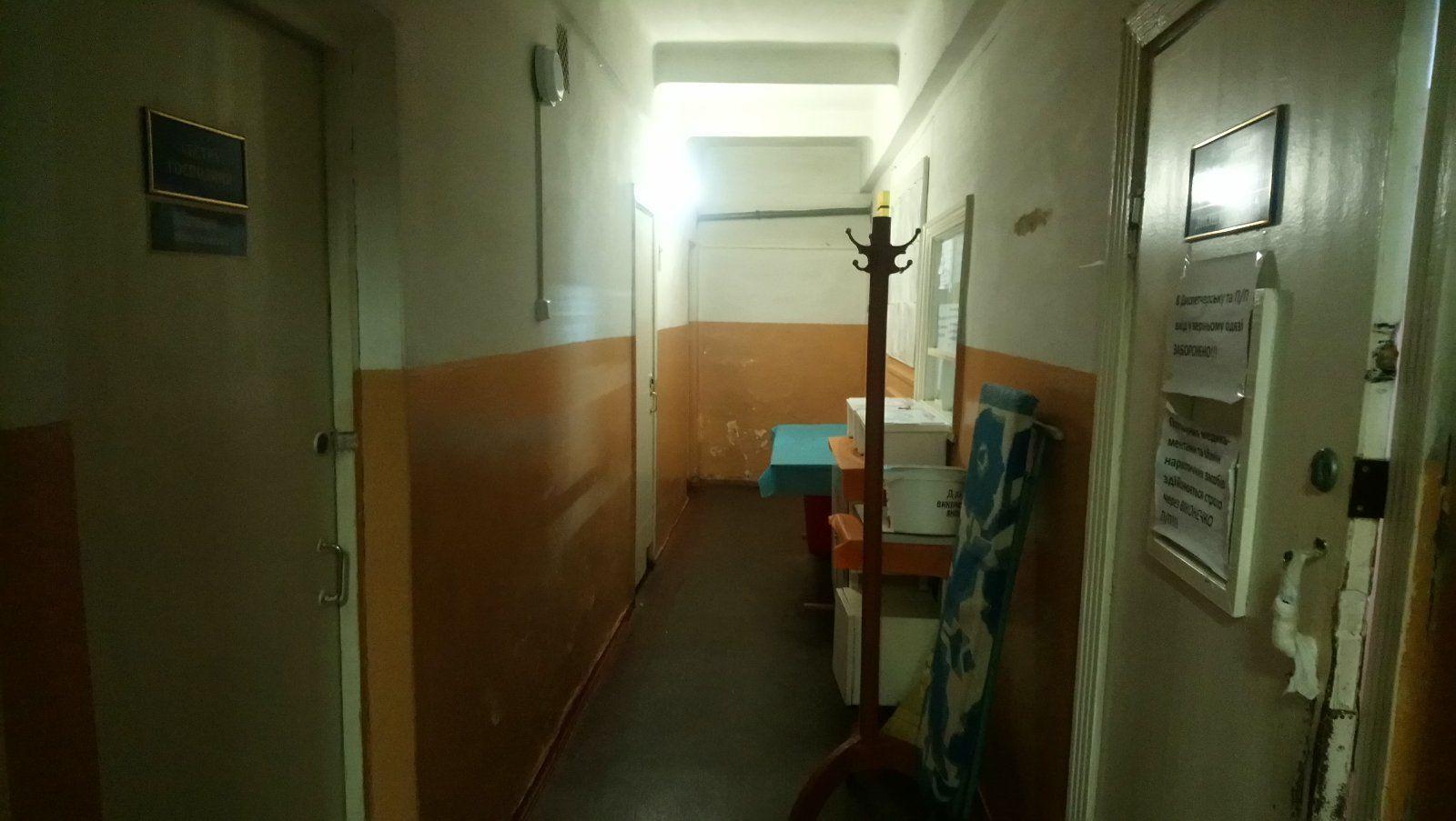 Медработники станции скорой медицинской помощи в Виннице жалуются на ужасные условия труда