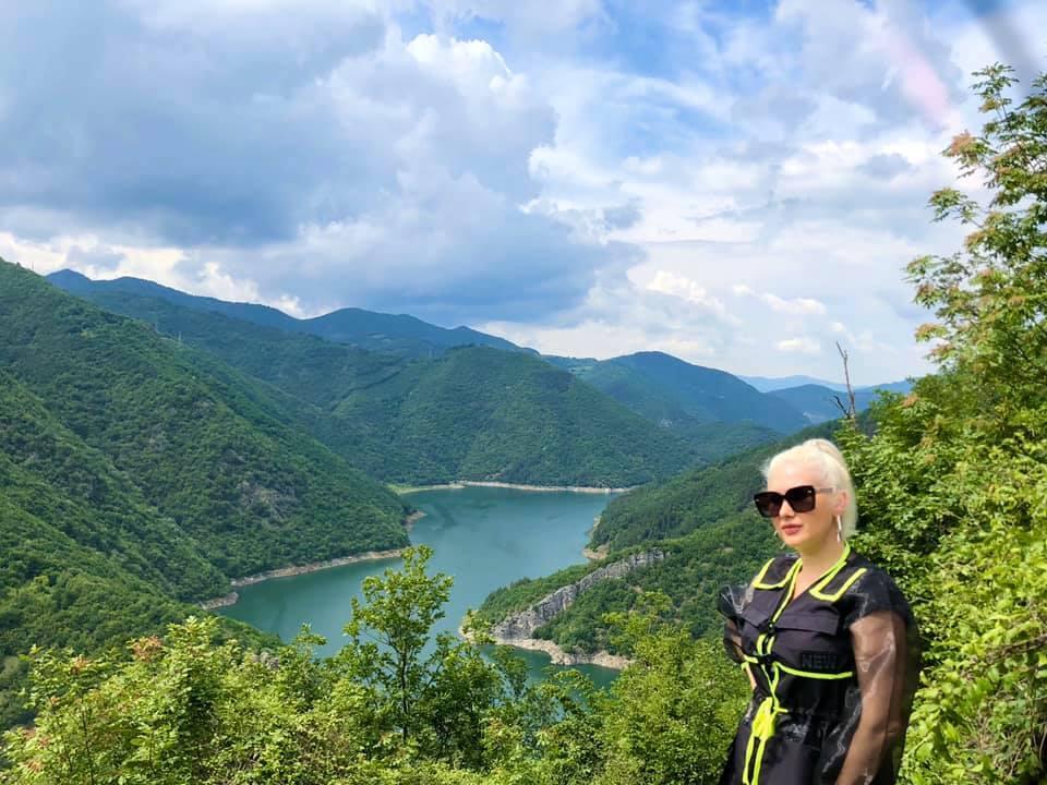 Катерина Бужинська в Болгарії
