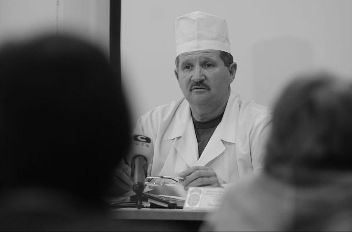 Начальник Львовского военного госпитала Иван Гайда