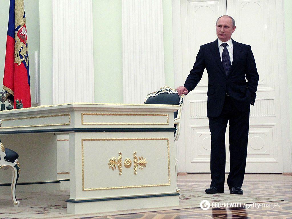 """""""Путин хочет переформатироваться за счет Украины"""""""