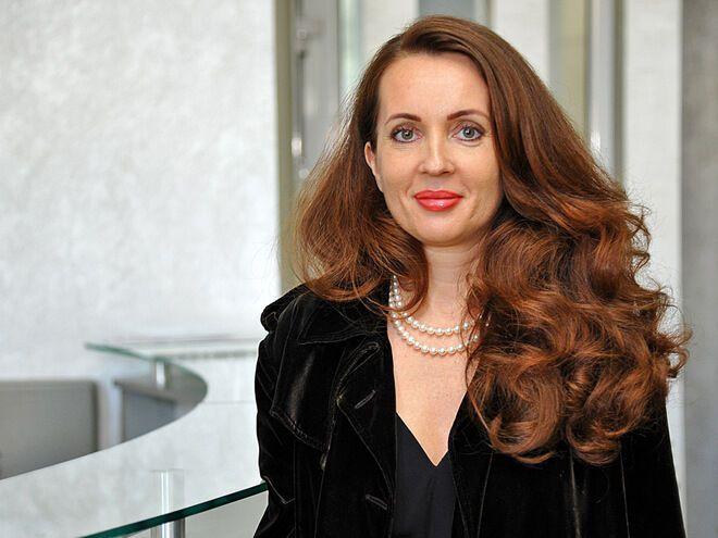Волонтер Наталья Юсупова