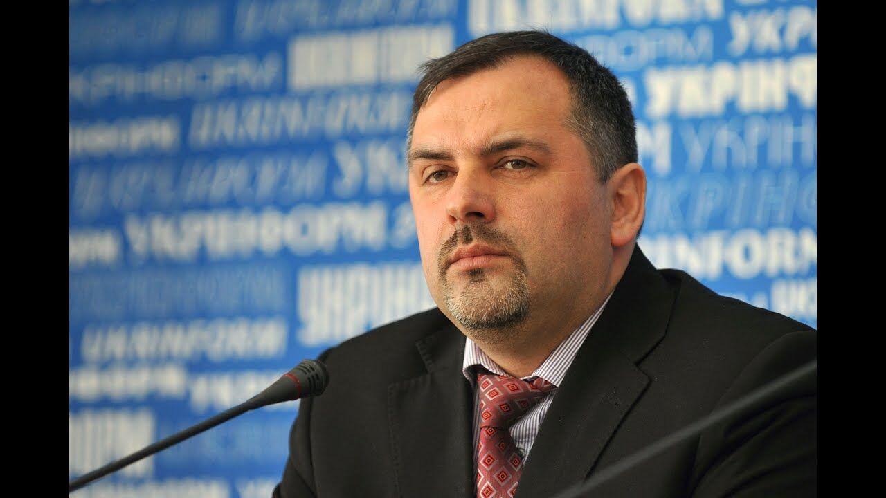 Михаил Яцюк