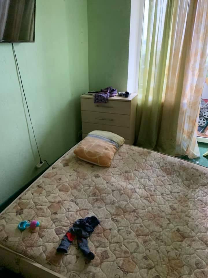 Разгромленная квартира