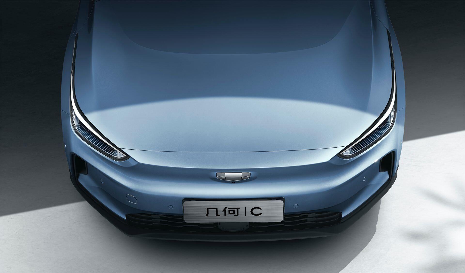 Новий електрокар від Geely битиметься з Tesla Model Y