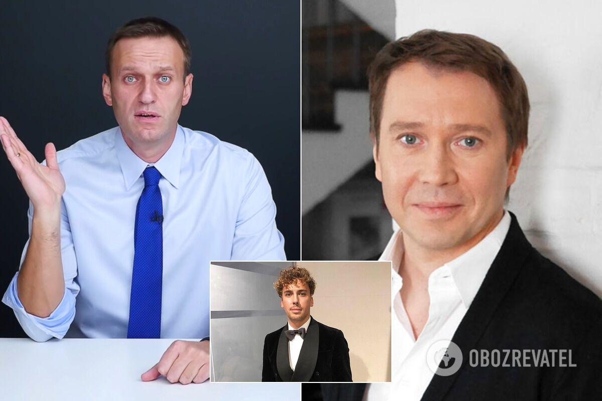 Навальный потроллил Миронова из-за нападок на политические пародии Галкина