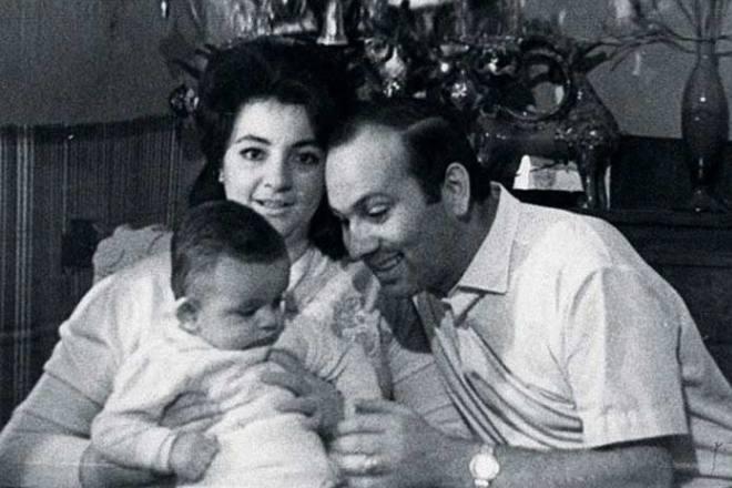 Бедросу Киркорову – 88: как выглядел в молодости отец знаменитого певца