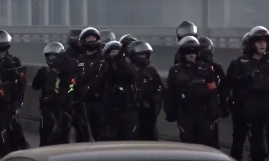 Антирасистські протести у Франції