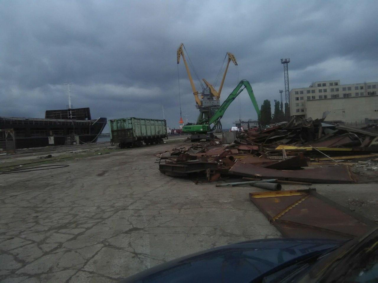 """ВАТ """"Миколаївський суднобудівний завод """"Океан"""""""