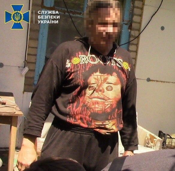 """СБУ викрила в Маріуполі терориста з """"групи Безлера"""", який катував українських військових"""