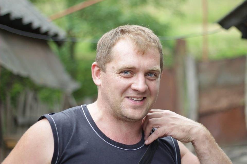 Анатолий Сапа, у него остались жена и дочь