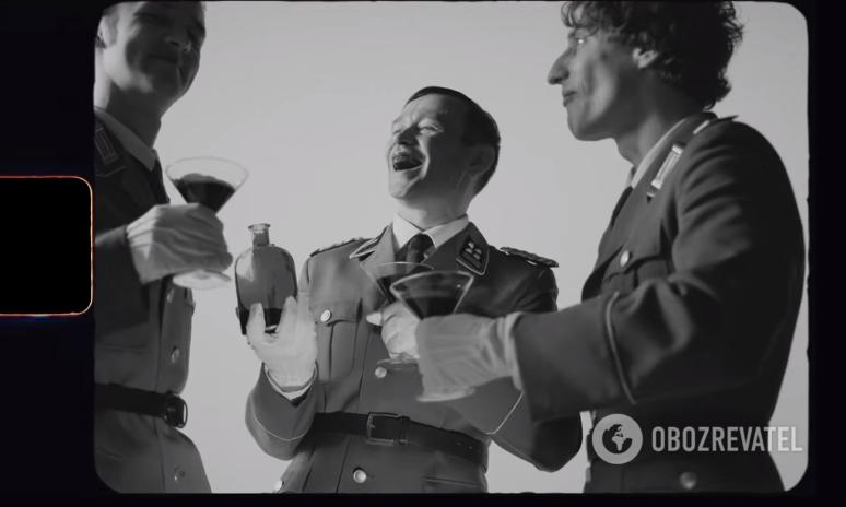 """""""Країна, що плаче, тоне в шмарклях!"""" Дельфін випустив потужне відео з Гітлером і похоронами Сталіна"""