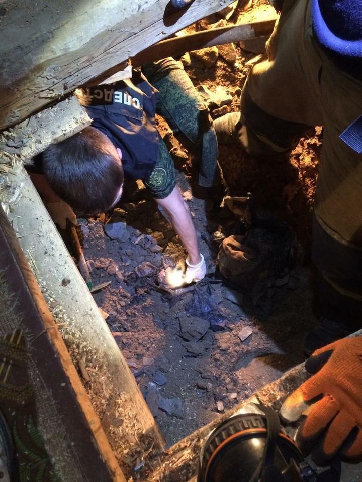 місце, де було знайдено тіло Сашка Парахнякова