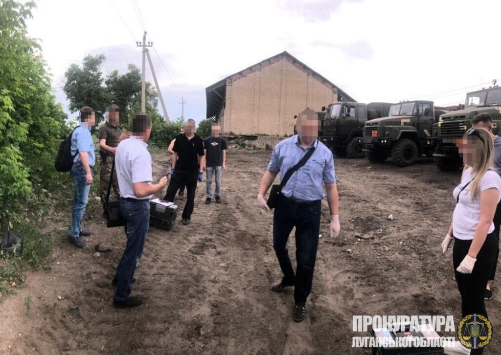 На Луганщині колишній АТОвець хотів здійснити підрив госпіталю і залізничної станції.