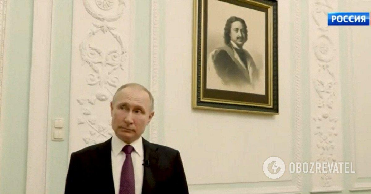 В тайной комнате Путина оказались столовая и помещение для отдыха
