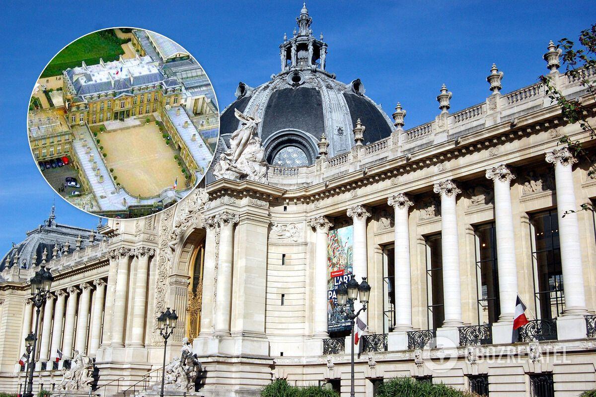 Елисейский дворец во Франции