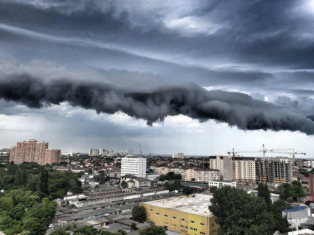 Хмара в Одесі