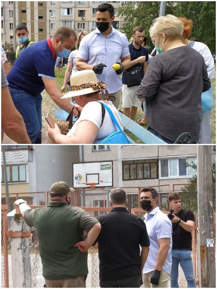 Микола Тищенко (Фото - фейсбук Мар'яни П'єцух)
