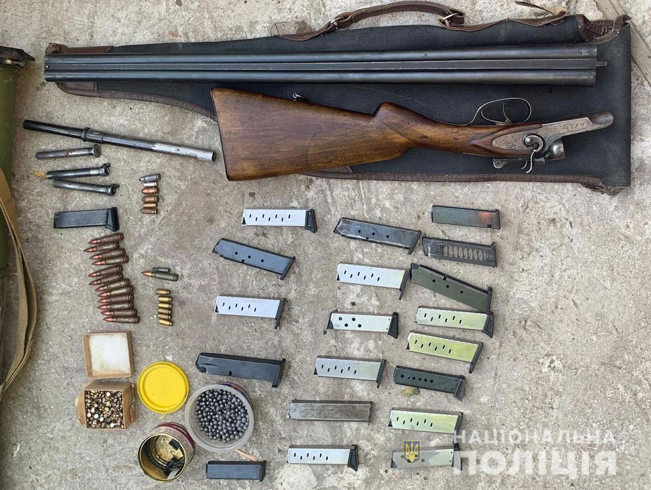Оперативники установят каналы поступления оружия