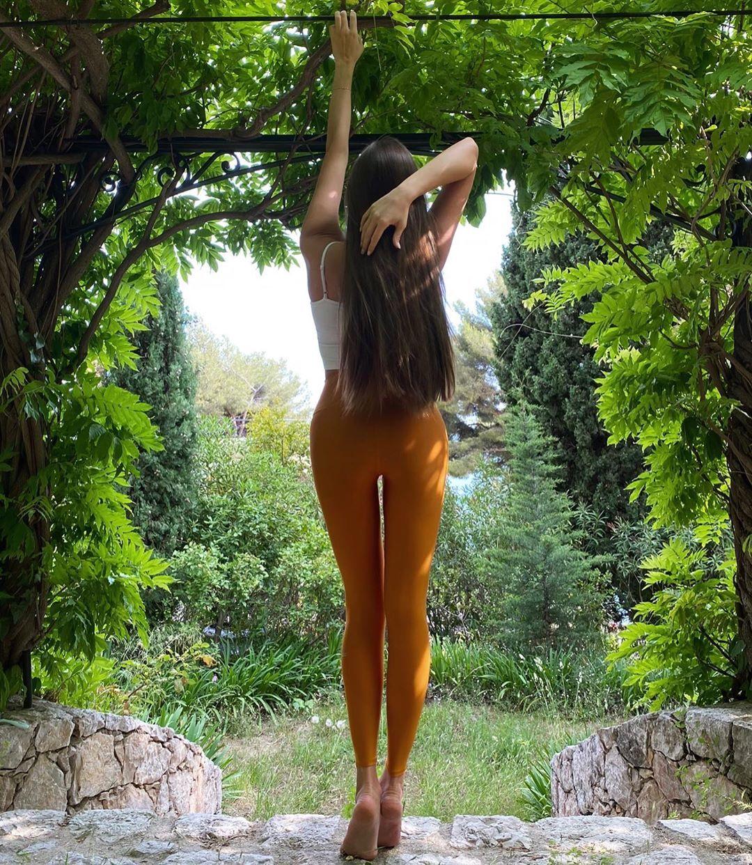 Родившаяся в Киеве олимпийская чемпионка выложила фото в бикини и вызвала споры