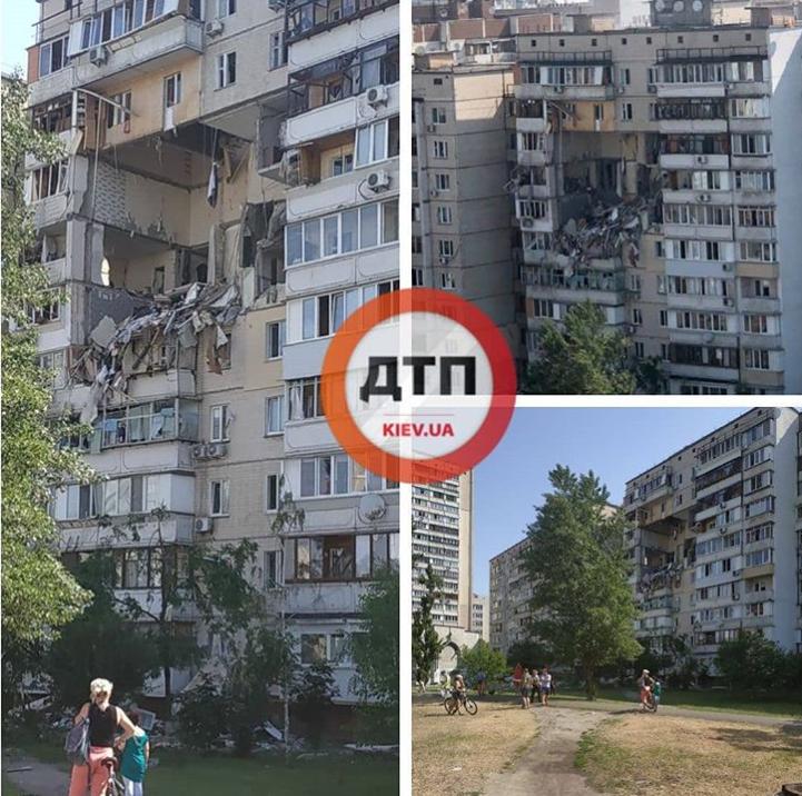 Чрезвычайное происшествие случилось 21 июня по улице Соломии Крушельницкой